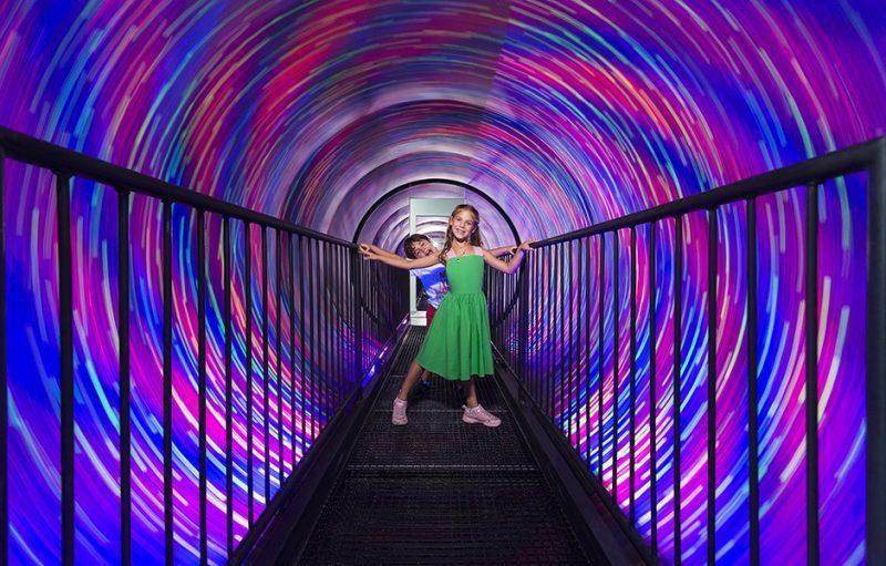 The Vortex Tunnel