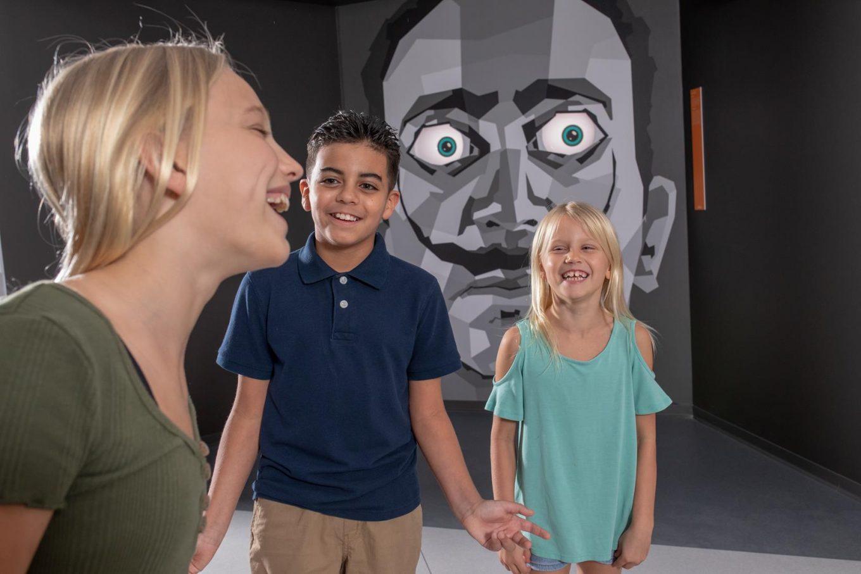 Museum of Illusions Orlando Following Eyes